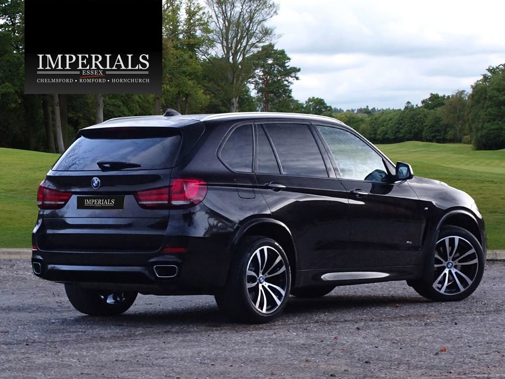 2014 BMW  X5  XDRIVE40D M SPORT AUTO  26,948 For Sale (picture 4 of 21)