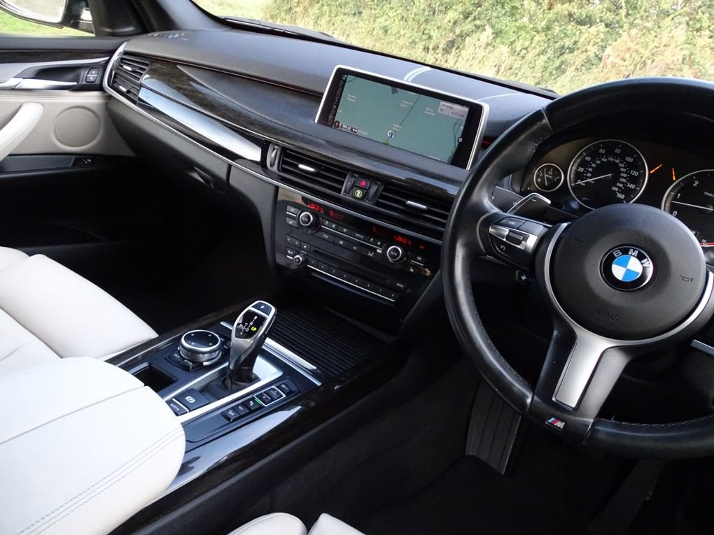 2014 BMW  X5  XDRIVE40D M SPORT AUTO  26,948 For Sale (picture 5 of 21)