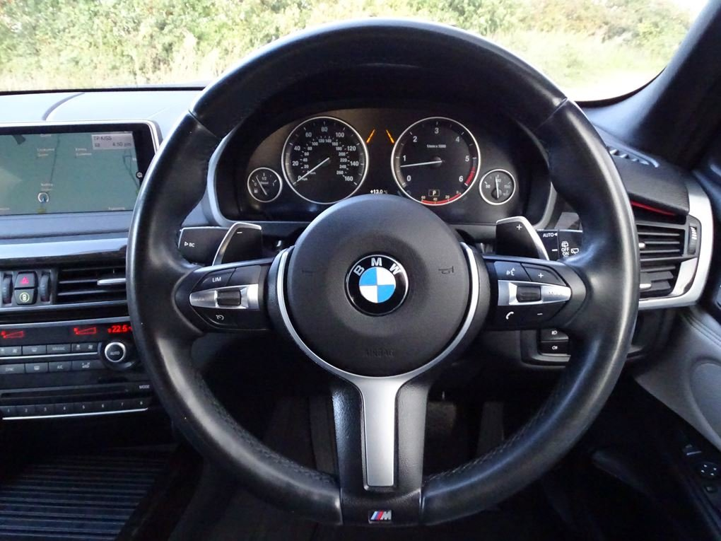 2014 BMW  X5  XDRIVE40D M SPORT AUTO  26,948 For Sale (picture 6 of 21)