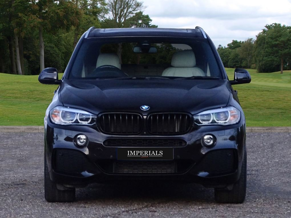 2014 BMW  X5  XDRIVE40D M SPORT AUTO  26,948 For Sale (picture 8 of 21)