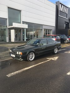 1989 Bmw e34 535ise full sport spec with LSD 1 yr MOT For Sale