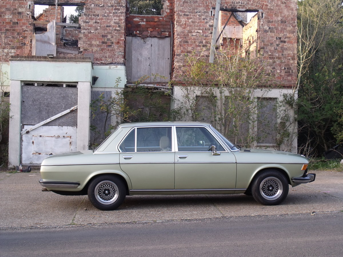 1977 BMW e3 Very rare For Sale (picture 1 of 6)
