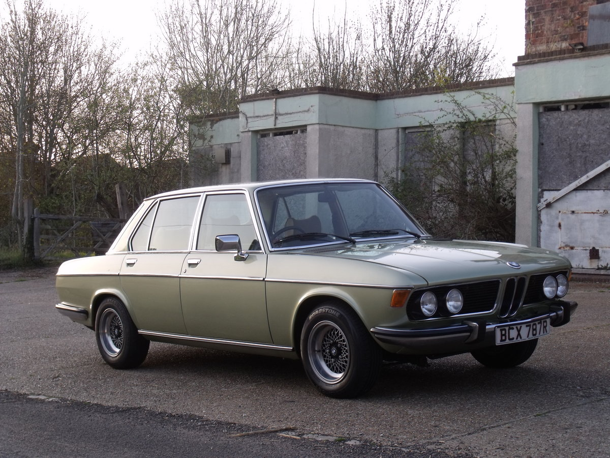 1977 BMW e3 Very rare For Sale (picture 2 of 6)