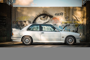 LHD First MY M3 E30 Alpine Weiss - private sale
