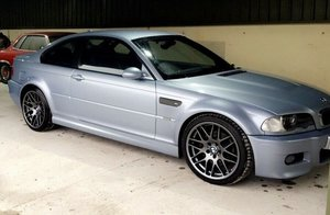 2005 BMW M3 SILVERSTONE INDIVIDUAL LIMITED EDITION For Sale