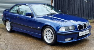 1998 Only 65k Miles - Ready to show E36 328 M Sport Manual - FSH For Sale