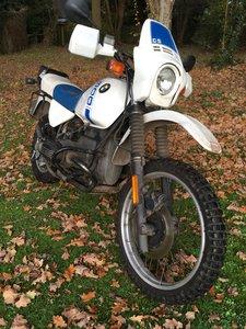 1988 All original R80gs