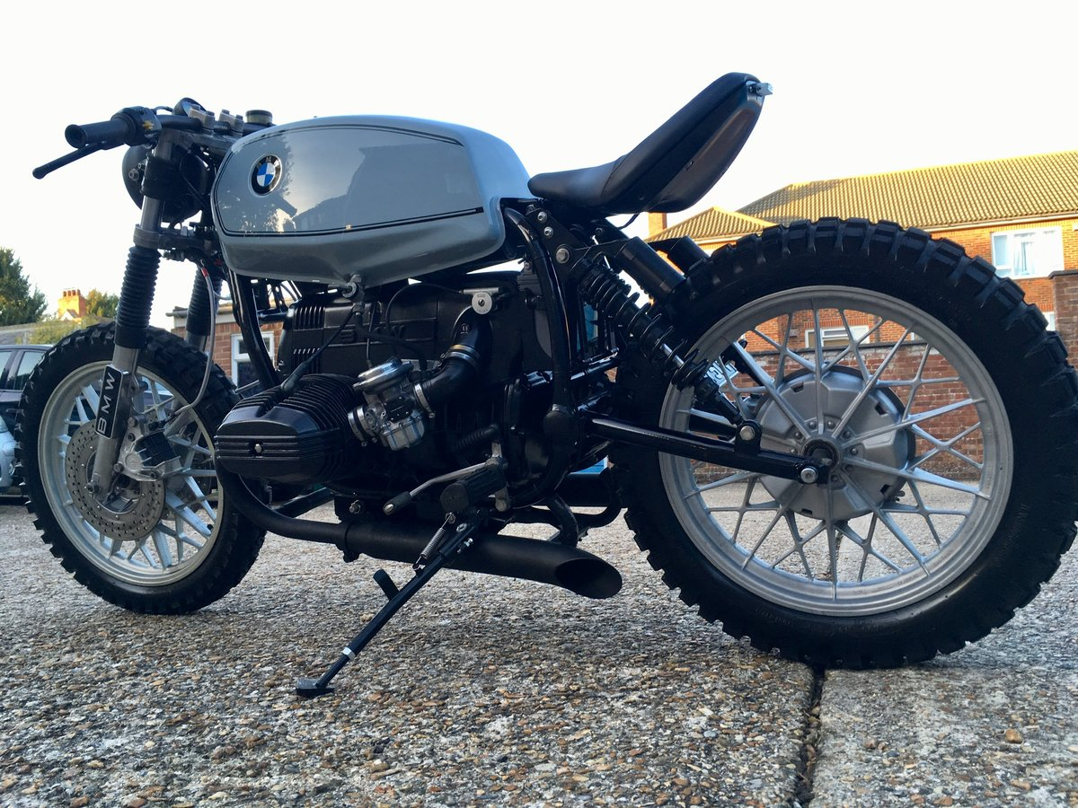 1979 Bmw r65 cafe racer/scrambler For Sale (picture 1 of 6)