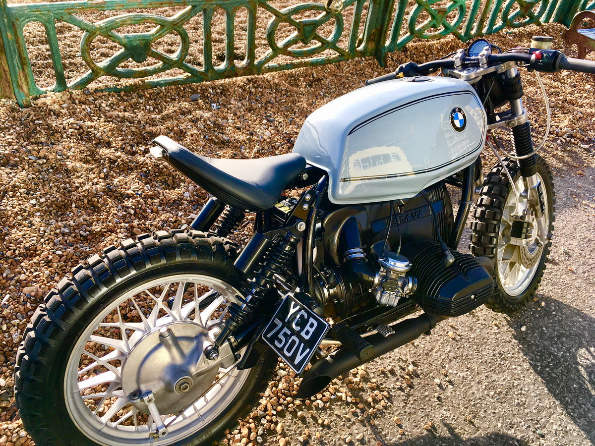 1979 Bmw r65 cafe racer/scrambler For Sale (picture 4 of 6)