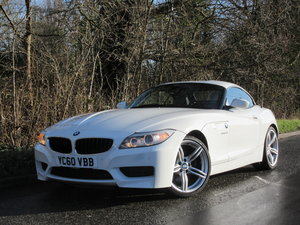2011 BMW Z4 SDRIVE 30i M-SPORT AUTOMATIC - HUDE SPEC - LOW MILES For Sale