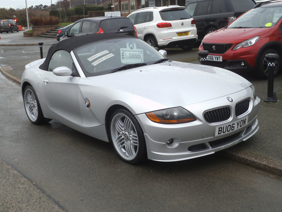 2006 BMW Z4 Roadster Alpina Replica For Sale (picture 1 of 6)
