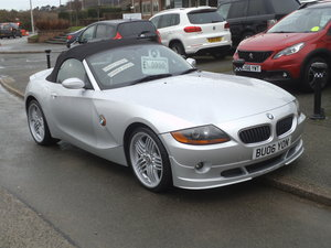 2006 BMW Z4 Roadster Alpina Replica