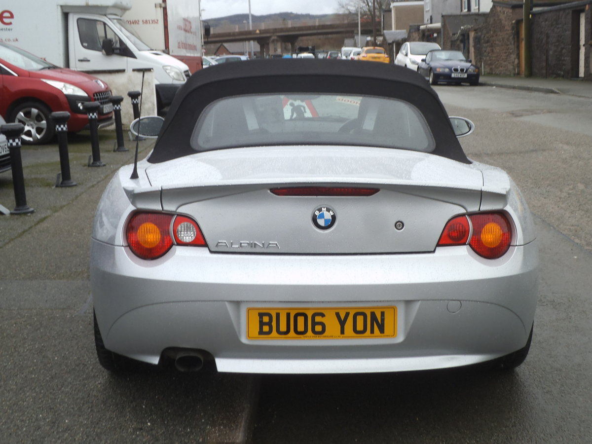 2006 BMW Z4 Roadster Alpina Replica For Sale (picture 3 of 6)