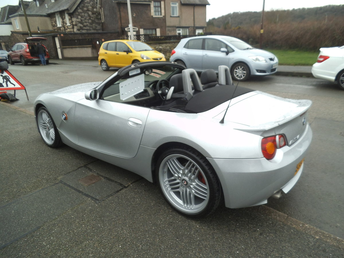 2006 BMW Z4 Roadster Alpina Replica For Sale (picture 4 of 6)