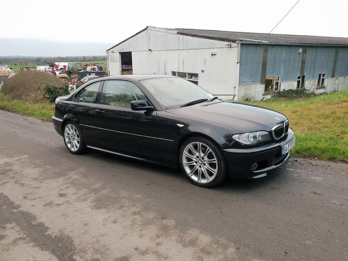 2004 BMW e46 330ci SOLD (picture 1 of 6)