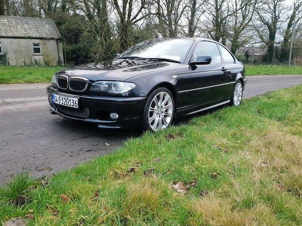 2004 BMW e46 330ci SOLD (picture 2 of 6)