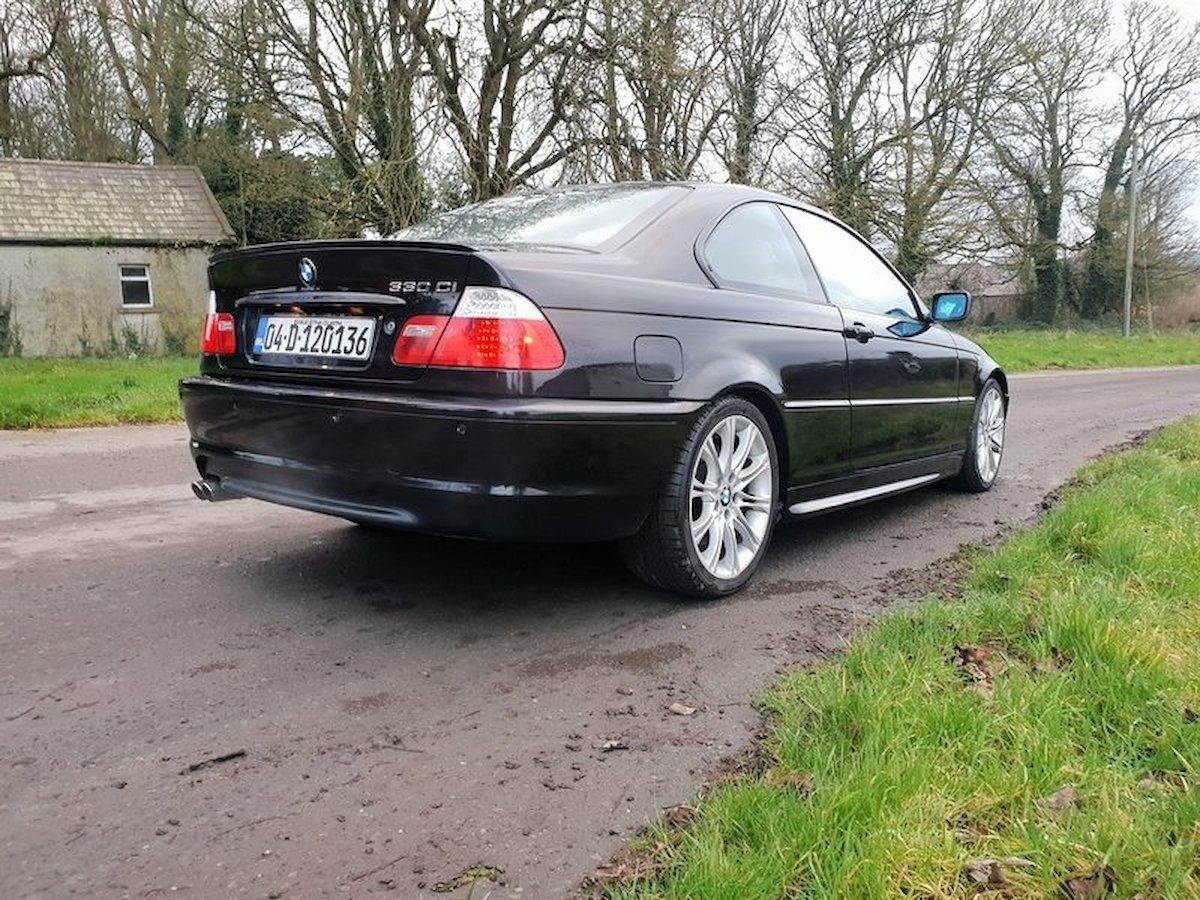 2004 BMW e46 330ci SOLD (picture 3 of 6)