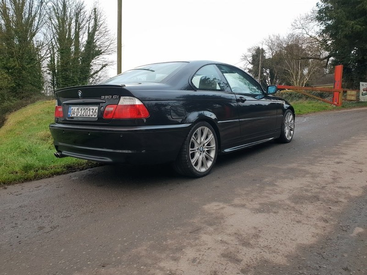 2004 BMW e46 330ci SOLD (picture 4 of 6)