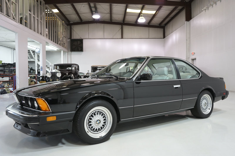 1987 BMW M6 Sunroof Coupe For Sale (picture 1 of 6)