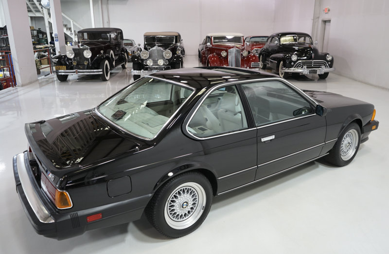 1987 BMW M6 Sunroof Coupe For Sale (picture 2 of 6)