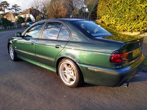 2000 Impecably maintened 528i MSport w/manual gearbox For Sale