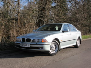2000 BMW E39 582i SE AUTO 190 BHP - 85K - LAST OWNER SINCE 2005  For Sale