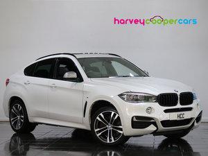 BMW X6 xDrive M50d 5dr Auto 2015 For Sale