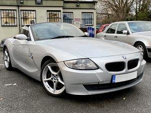 2007 07 BMW Z4 3.0 Si Roadster