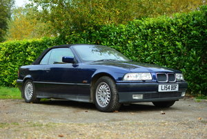1994 BMW 325i Cabriolet (E36) For Sale by Auction