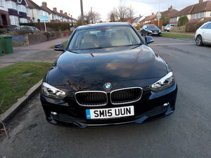 2015 BMW 320d  efficient dynamics blue performance