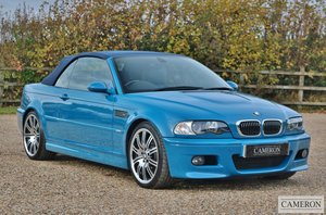 Picture of BMW 3 SERIES E46 M3 CONVERTIBLE SMG (2003) SOLD