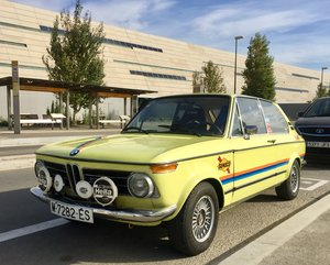 1972 BMW 2002 Ti Touring Kit Alpina
