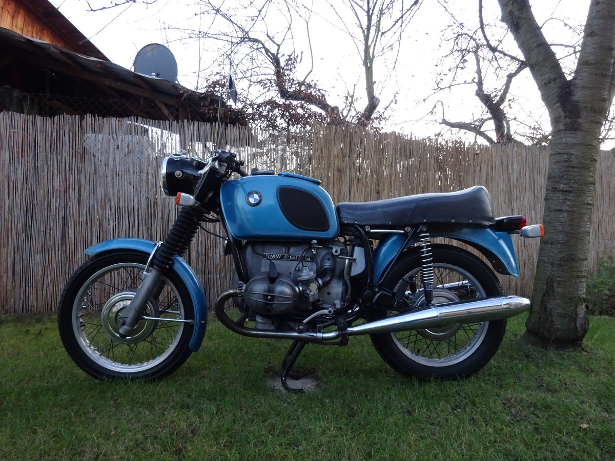 1972 BMW R60/5 For Sale (picture 1 of 6)