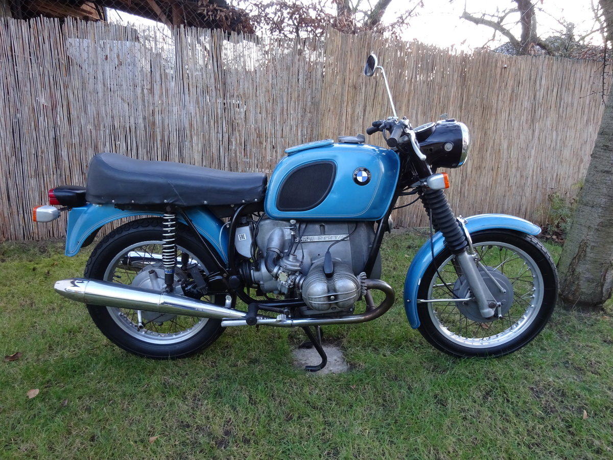 1972 BMW R60/5 For Sale (picture 2 of 6)