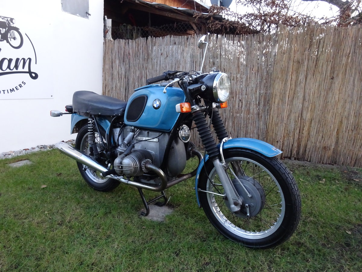 1972 BMW R60/5 For Sale (picture 3 of 6)