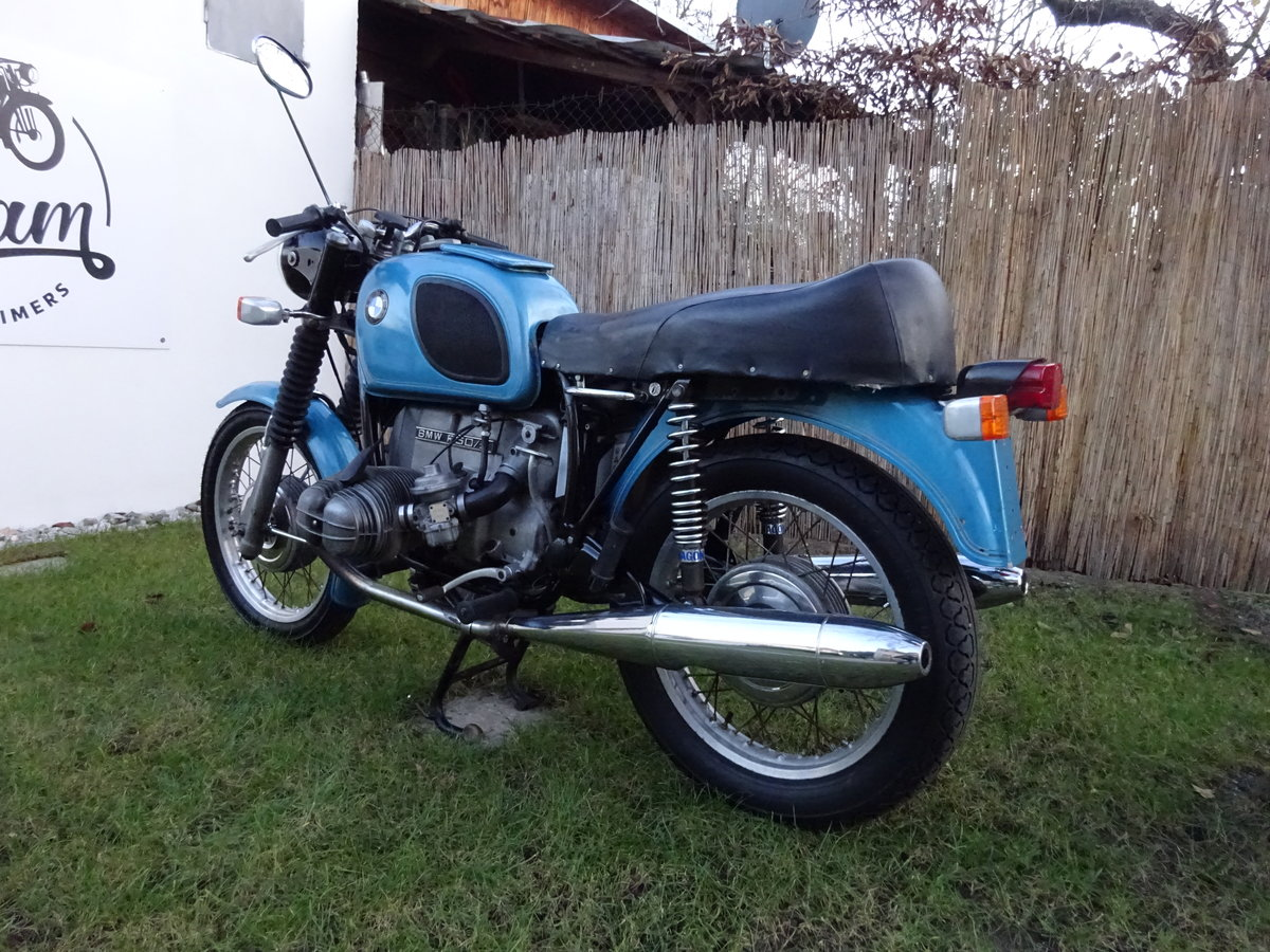 1972 BMW R60/5 For Sale (picture 4 of 6)