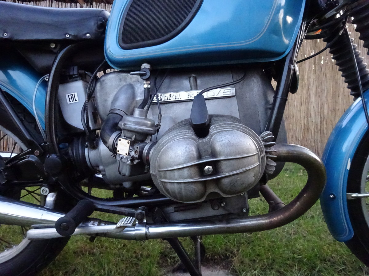 1972 BMW R60/5 For Sale (picture 6 of 6)