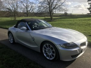 2008 Z4 Sport 2000i - Great condition  SOLD
