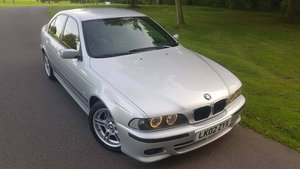 2002 Bmw 5 series 525i sport e39 lovely example