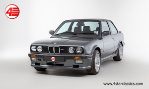 1987 BMW E30 325i Sport /// Manual /// Fully Restored For Sale