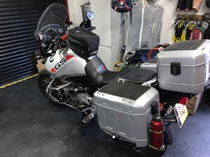 2002 R1150 GS Adventure For Sale