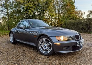 1999 BMW Z3 2.8i manual with factory hardtop For Sale