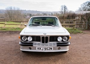 1975 BMW 3.0 CSi For Sale by Auction