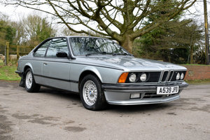 1983 BMW 635 CSi For Sale by Auction
