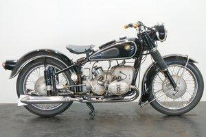 BMW R67/2 c.1953 600cc 2 cyl ohv
