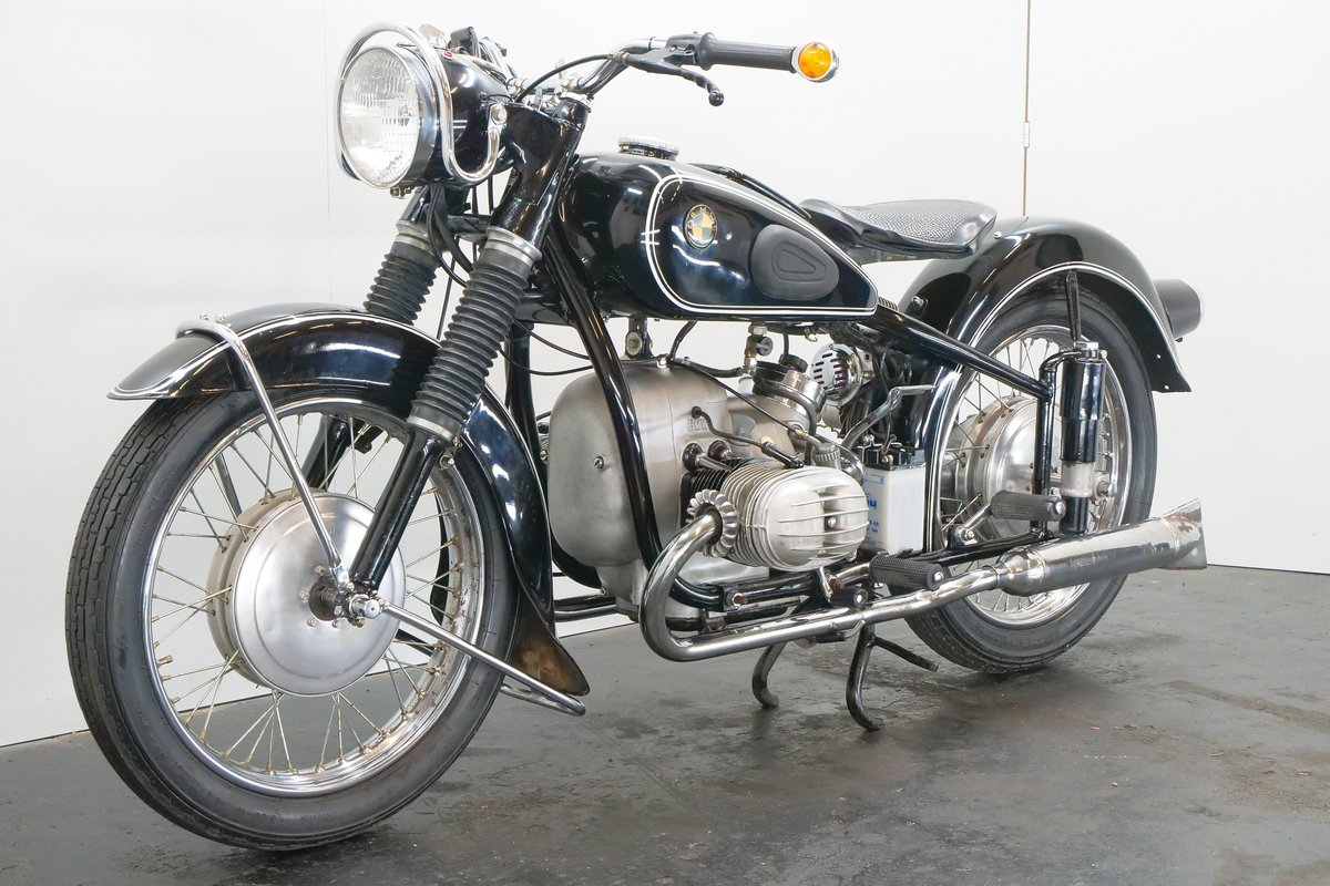 BMW R67/2 c.1953 600cc 2 cyl ohv For Sale (picture 3 of 6)