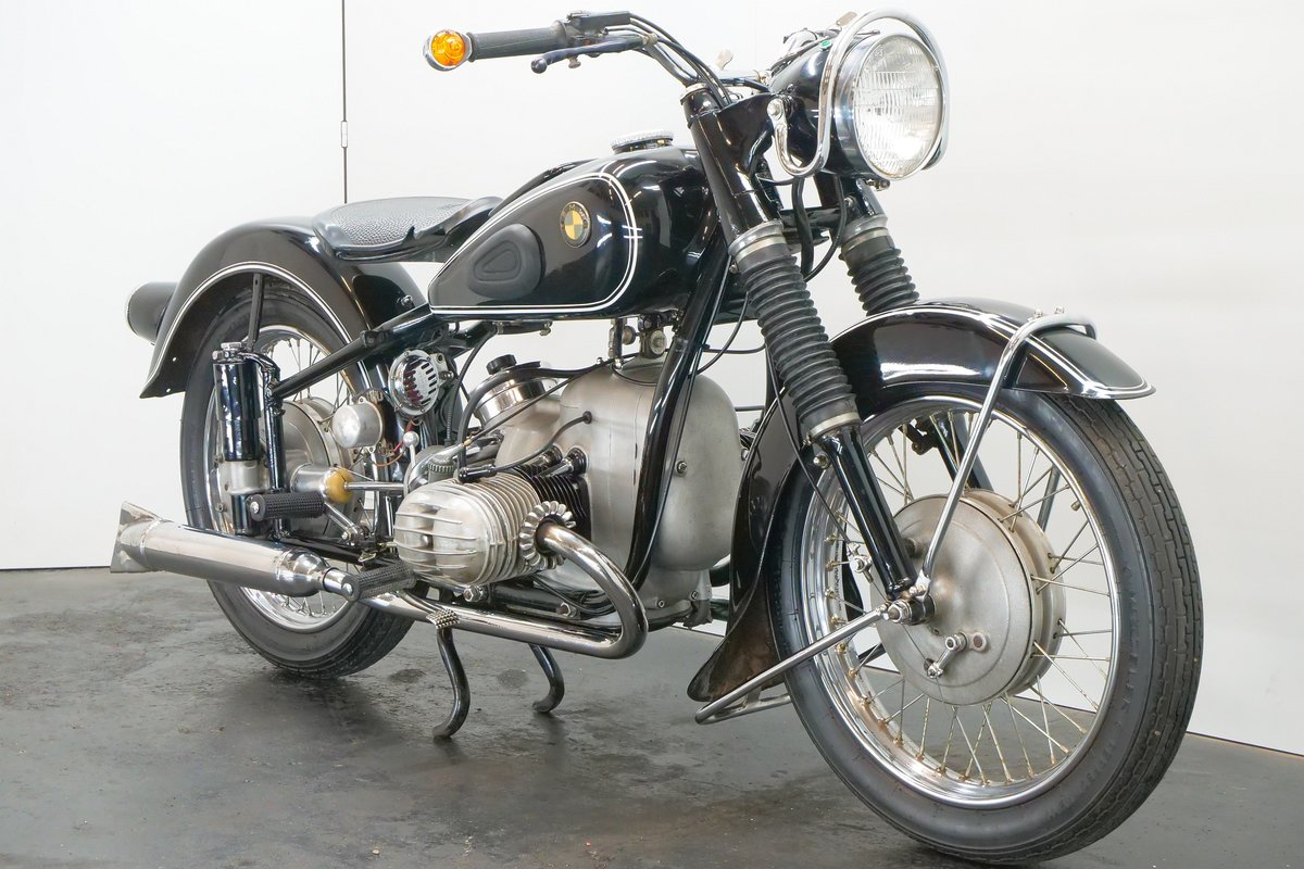 BMW R67/2 c.1953 600cc 2 cyl ohv For Sale (picture 4 of 6)