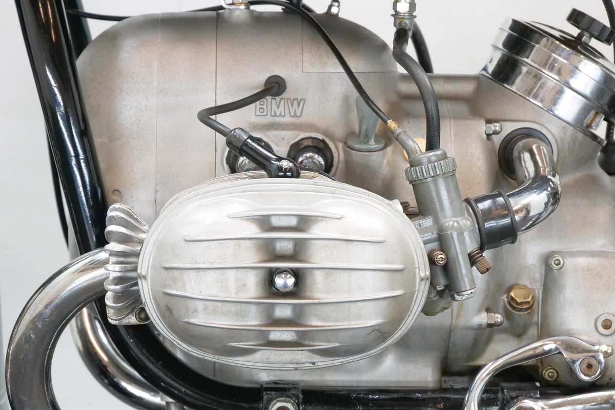 BMW R67/2 c.1953 600cc 2 cyl ohv For Sale (picture 5 of 6)