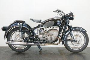BMW R50/2 1964 500cc 2 cyl ohv