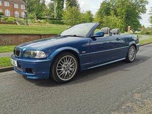 2003 Beautiful BMW 325CI Topaz blue